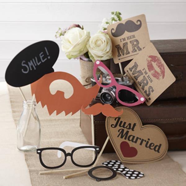 Photo Booth Γάμου - Mr & Mrs
