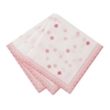 Picture of Napkins polka dot pink (S)