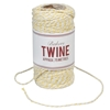 Picture of Bakers Twine-Yellow and White