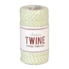 Picture of Bakers Twine-Green and White