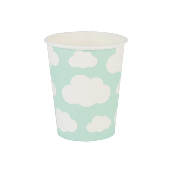 Picture of Paper Cups-Clouds