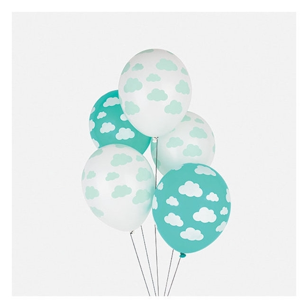 Picture of Balloons-Clouds