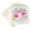 Picture of Napkins cocktail  - Flamingo