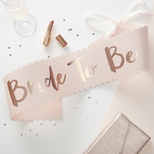 Κορδέλα Bride to be - Team Bride