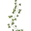 Γιρλάντα από πράσινα συνθετικά φύλλα