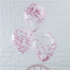 Picture of Pink Confetti Filled Balloons