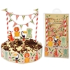 Picture of Cake Bunting - Colourful Creatures
