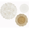 Picture of  Gold Doilies