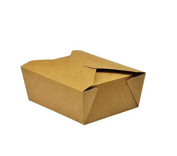 Κουτί φαγητού kraft