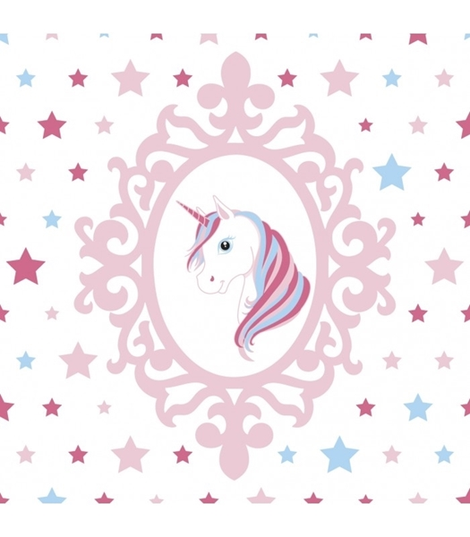 Picture of Table Backdrop-Unicorn