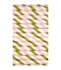Picture of 25 Pink & Gold Paper straws
