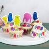 Picture of Cupcake kit-Monsters of the world