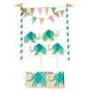 Picture of Cake Bunting - Elephant