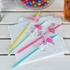 Picture of Paper straws - Flamingo (4pc.)