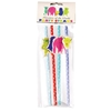 Picture of Paper straws-Monsters of the world (4pc.)
