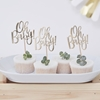 Picture of Cupcake toppers - Oh Baby!