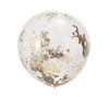 Picture of Large Rose Gold Comfetti Ballons