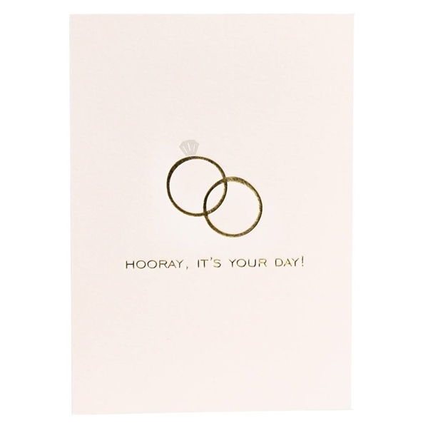 Picture of Hooray It's Your Day Card