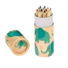 Picture of Set of 12 Coloured Pencils-Little Elephant