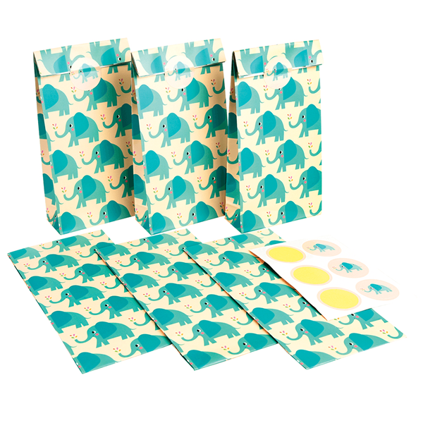 Picture of Paper Bags-Little Elephant