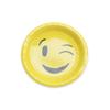 Χάρτινα πιάτα γλυκού- Emoji