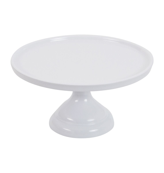 Picture of Cake stand small-White