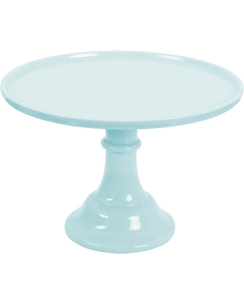 Picture of Cake stand large - Light blue