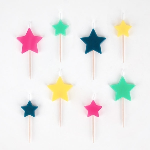 Picture of Candles Stars