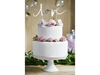 Picture of Cake topper- Love silver