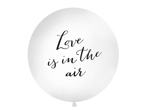 Picture of Giant Balloon - Love is in the air