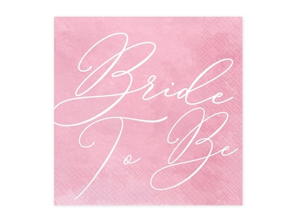 Picture of Napkins - Bride to be
