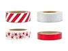 Picture of Decorative paper tape- Red and white