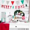 Χάρτινη Γιρλάντα - Merry Xmas