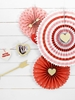 Picture of Decorative Rosettes Sweet Love (3 pc.)