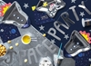 Picture of Banner Space - Space Party, silver