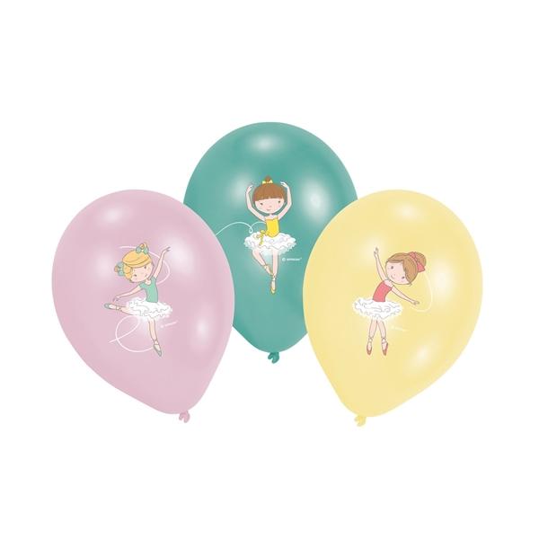 Σετ μπαλόνια - Μπαλαρίνα