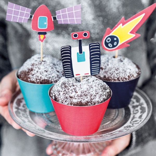 Picture of Cupcake kit Space