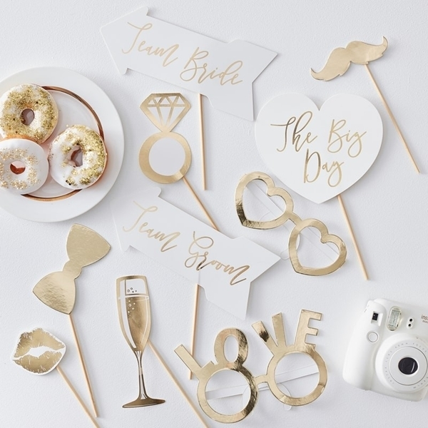 Picture of Wedding Photo Booth - Love