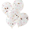 Picture of Floral Confetti Balloons - Ditsy Floral