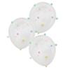 Μπαλόνια με παστέλ Pom Poms