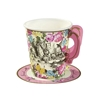 Picture of  Paper Cups & Saucers - Alice in Wonderland