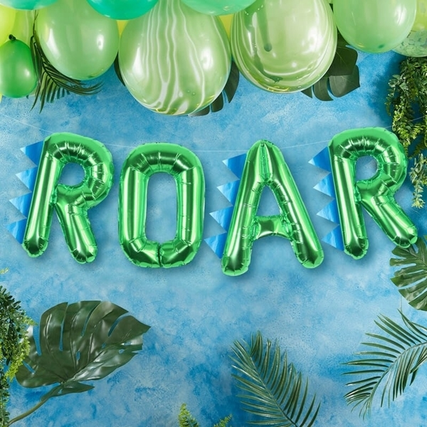 Picture of Roar Balloon Bunting