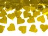 Εκτοξευτήρας κομφετί με χρυσές καρδιές