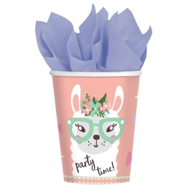 Picture of Paper cups - Lama