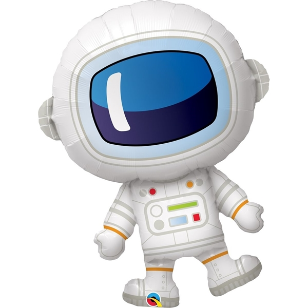 Picture of Foil Balloon Astronaut