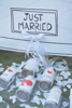 Picture of Wedding cans