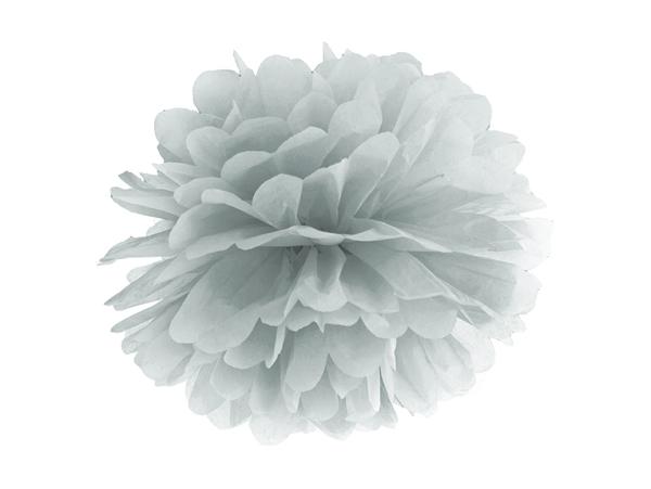 Picture of Pom pom - Silver (25cm)