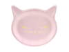 Picture of Paper plates - Cat