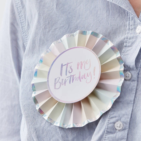 Picture of Badge -It's my birthday!