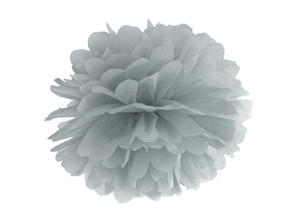 Picture of Pom pom - Grey (25cm)